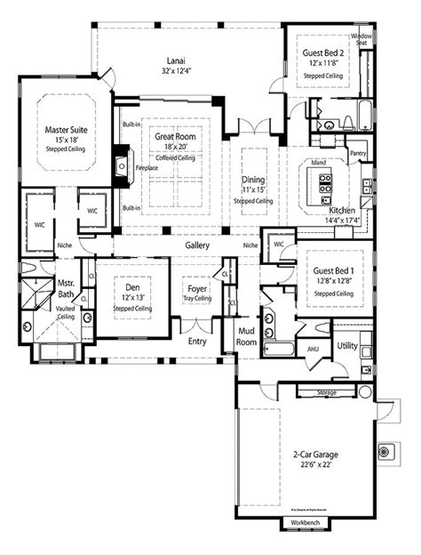 open floor plans with pictures not a bad layout like some parts get ride of others ranch open floor plan for the home