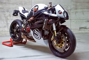 Racing Caf U00e8  Ducati S4r Tex Evolution 2015