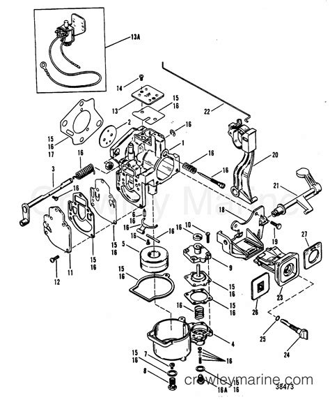 1987 Mercury 80 Hp Outboard Wiring Diagram by Mercury Outboard Throttle Diagram Untpikapps