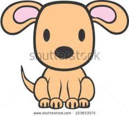 Cartoon Baby Dog
