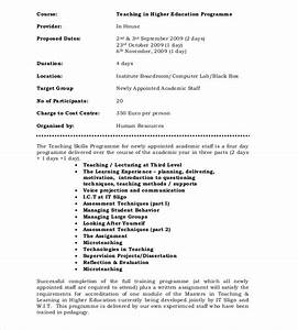 training proposal templates 32 free sample example With free sample proposal letter for training services