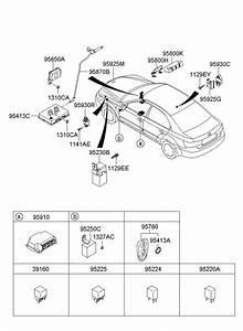 Hyundai Sonata Relay Assembly