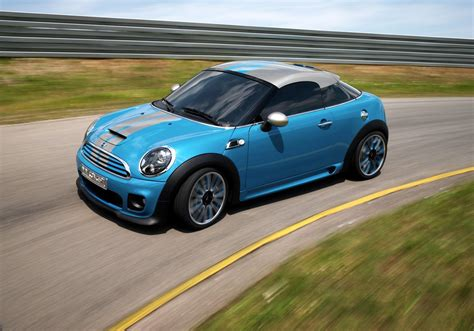 2010 Mini Coupe Concept Review - Top Speed