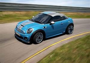 2010, Mini, Coupe, Concept, Review
