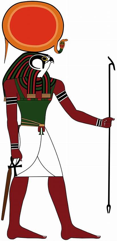 Ra God Sun Egypt Svg Clipart Egyptian