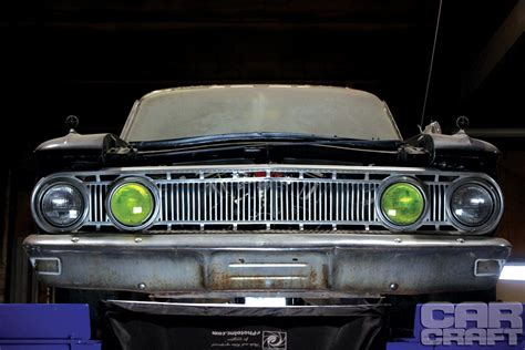 how to make colored headlights rod network