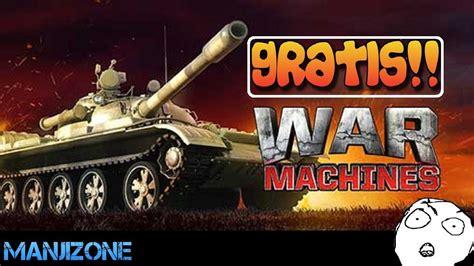 Lo estabais pidiendo y juan os trata bien. Batallas de Tanques Multijugador en línea // War Machines ...