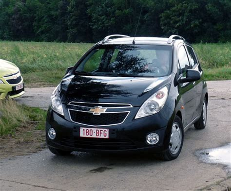 Chevrolet Spark Modification by Chevrolet Spark Lt Pictures Photos Information Of