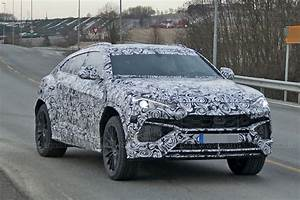 New Lamborghini Urus SUV spotted being thrashed around the 'Ring by CAR Magazine