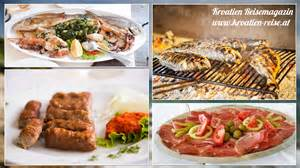 kroatische küche essen trinken in kroatien kroatische küche spezialitäten