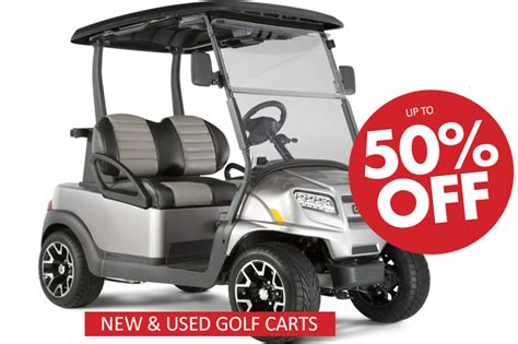 New & Used Golf Cars For Sale