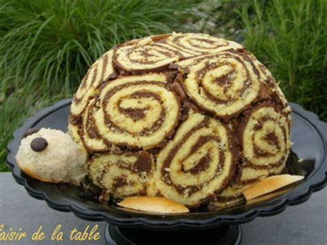 gateau tortue  recettes sur ptitchef
