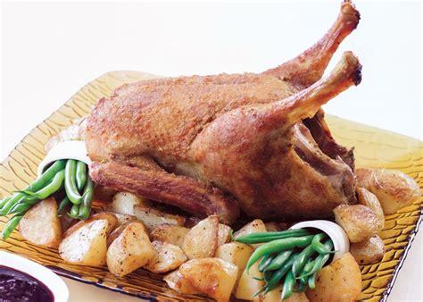 recette de canapé canard croustillant au gingembre canards du lac brome