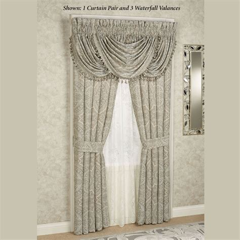 J Luxembourg Curtains by J New York Curtains J New York Wilmington