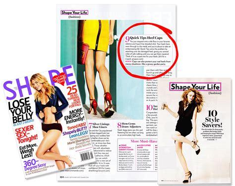 Cru Magazine 2013 08 By Gogo Heel Featured In Shape Magazine Sept 2013 Issue