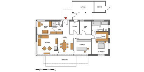 schmale häuser grundrisse bungalow grundrisse in verschiedenen gr 246 223 en