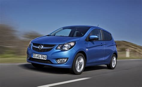 Opel Car : Take A Better Look At The Opel Karl And Vauxhall Viva In