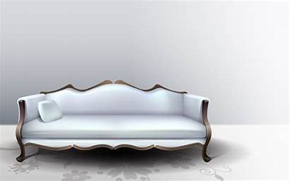 Sofa Interior Wallpapers Background Vector Digital Backgrounds