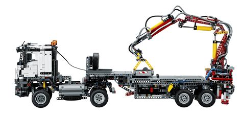 lego technic mercedes lego technic mercedes arocs 3245 42043 building kit