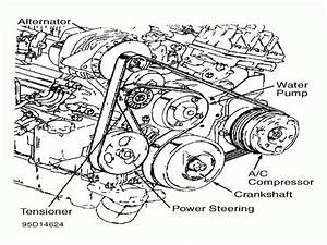 1995 Jeep Wrangler 2 5 Serpentine Belt Diagram