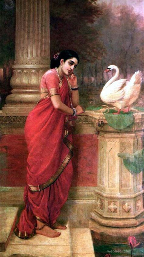 ravi varma paintings wallpapers gallery