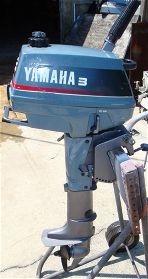 Outboard Motors For Sale Malta by 3 Hp Yamaha Outboard For Sale