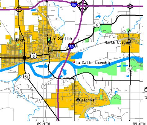 la salle township la salle county illinois il detailed profile