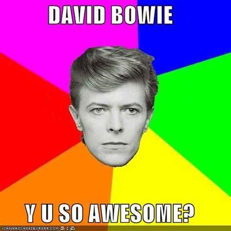 Dave Memes - david bowie meme memes