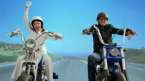 Progressive Motorcycle Insurance Tv Commercial, 'the Open