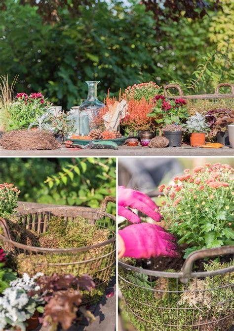Herbstdeko Für Balkon by 2017 09 29 Herbstdeko Diy Pflanzen Leelah