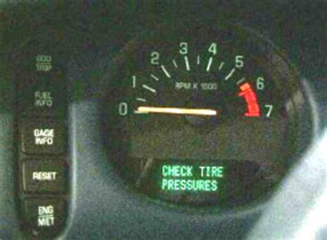 tire pressure monitoring 1997 buick park avenue electronic throttle control tire pressure monitor system tpms