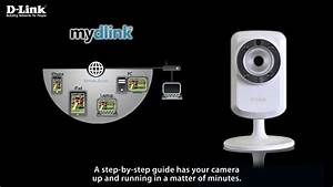 D-link Dcs-933l Day   Night Cloud Camera