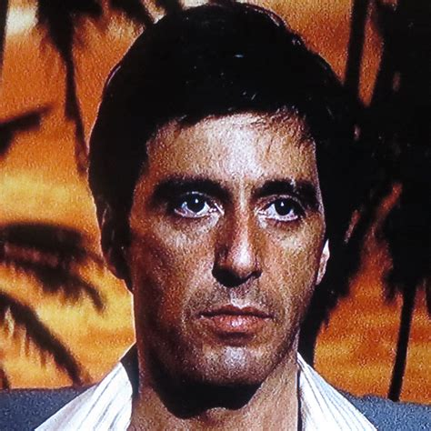 Wanna Play Games? Okay Tony Montana Portrait by Borbay