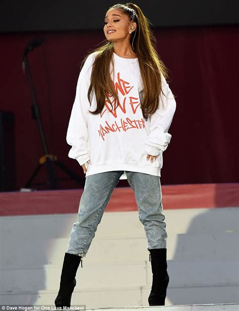 Manchester Love One Ariana Grande