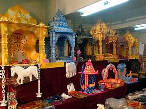 Thermocol home for Ganpati - All About Belgaum
