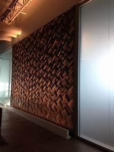 Project Profile: KPMG Langley Wall Feature