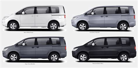Mitsubishi Delica Modification by New Mitsubishi Delica D5