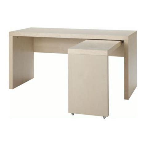 desk with slide out table ikea desk with pull out work surface design inspirations