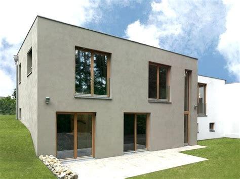 fassade im november streichen hausfassade modern platten die holz