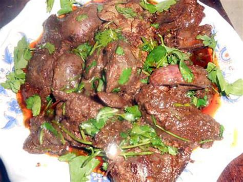 recettes cuisine libanaise les meilleures recettes de foies de volaille