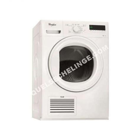 meilleur prix seche linge condensation s 232 che linge whirlpool s 232 che linge frontal 224 condensation dgelx80111 au meil