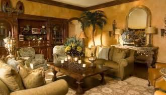 Tuscan Living Room Furniture