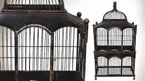 Cage Oiseau Deco : cage oiseau fer forge deco visuel 5 ~ Teatrodelosmanantiales.com Idées de Décoration