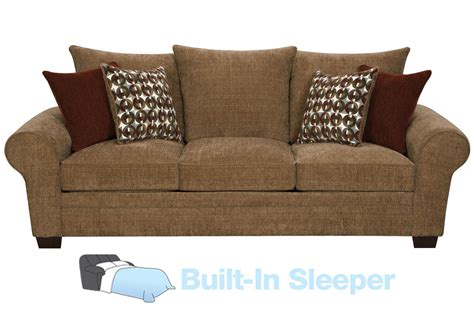 queen sleeper sofa sale resort chenille queen sleeper sofa at gardner white