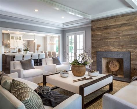 Transitional Family Room Design Ideas, Remodels & Photos