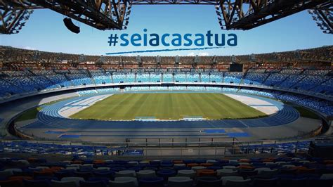 Benvenuto nella fan page ufficiale ssc napoli welcome to the official fan page ssc napoli. Napoli, uno spot per avere cura dello stadio San Paolo ...
