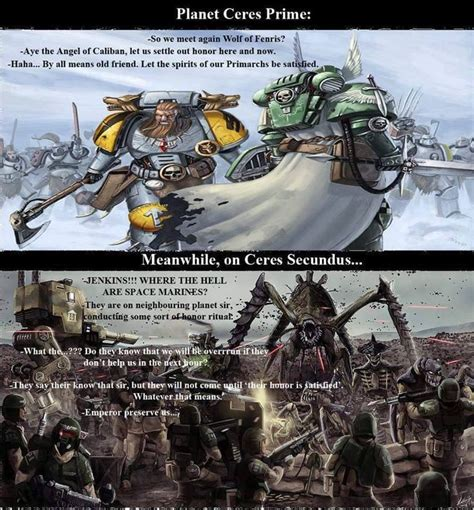 Space Marine Memes - 14632893 1424230120939108 8292576153462179319 n jpg 892 215 960 40k funny pinterest