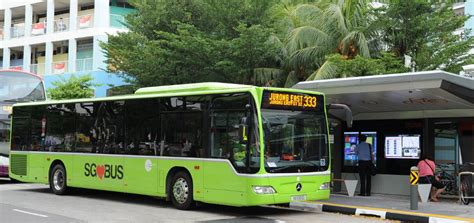 Lta's Role In Public Bus Services