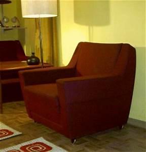 Leichter Sessel : rote clubgarnitur der 60er jahre ~ Pilothousefishingboats.com Haus und Dekorationen