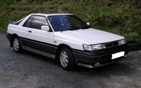 old nissan coupe nissan sunny zx coupe 1987 1991